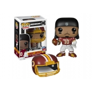 NFL - Figurine POP! Robert Griffin III (Redskins) 9 cm