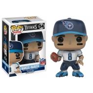 NFL - Figurine POP! Marcus Mariota (Tennessee Titans) 9 cm