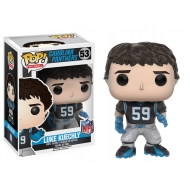 NFL - Figurine POP! Luke Kuechly (Carolina Panthers) 9 cm