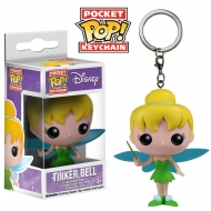 Peter Pan - Porte-clés Pocket POP! Tinkerbell 4 cm