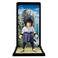 Naruto Shippuden - Statuette Tamashii Buddies Sasuke Uchiha 9 cm
