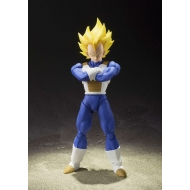 Dragon Ball - Dragonball Z figurine S.H. Figuarts Super Saiyan Vegeta 14 cm