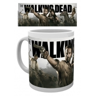 The Walking Dead - Mug Banner