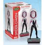 Marvel Comics - Figurine Head Knocker Spider-Gwen Classic Masked 20 cm