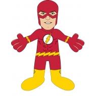DC Comics - Peluche série 2 The Flash 25 cm