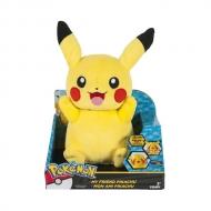 Pokemon - Peluche parlante Pikachu 30 cm