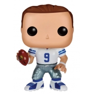 NFL - Figurine POP! Tony Romo (Dallas Cowboys) 9 cm