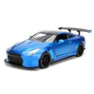 Fast & Furious - Réplique 2009 Nissan GT-R R35 Ben Sopra métal 1/24