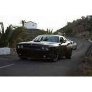 Fast & Furious - Réplique en métal 1/32 Dom's Dodge Challenger 1970