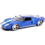 Fast & Furious 5 - Réplique métal 1/24 Ford GT40