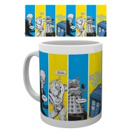 Doctor Who - Mug Space Cadets