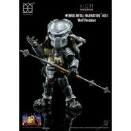 Alien vs. Predator - Aliens vs Predator figurine Hybrid Metal Wolf Predator 14 cm