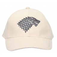 Game of Thrones - Casquette baseball Stark