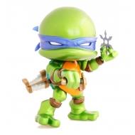 Les Tortues Ninja - Figurine Leonardo Metallic 20 cm
