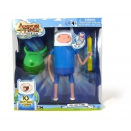 Adventure Time - Figurine Deluxe Finn 25 cm