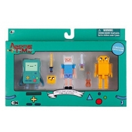 Adventure Time - Pack 3 trading figurines 7 cm