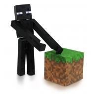 Minecraft - Figurine Enderman 8 cm