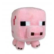 Minecraft - Peluche Baby Pig 15 cm