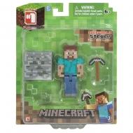 Minecraft - Figurine Steve 8 cm