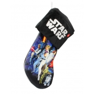 Star Wars - Chaussette de Noel Lumineuse version Rebelle 45cm