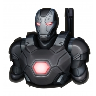 Marvel Comics - Buste tirelire War Machine Mark III 20 cm