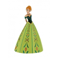 La Reine des neiges - Figurine Princesse Anna 10 cm