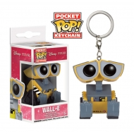 Wall-E - Porte-clés Pocket POP! Wall-E 4 cm