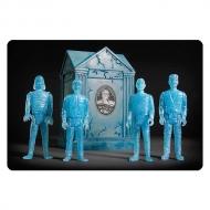 Les Maîtres de l'Univers - Pack 4 Figurines Universal Monsters ReAction Blue Glow SDCC 2015 Exclusive 10 cm