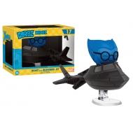 X-Men - Figurine POP! Dorbz Beast & Blackbird Jet 14 cm