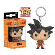 Dragon Ball Z - Porte-clés Pocket POP! Goku 4 cm