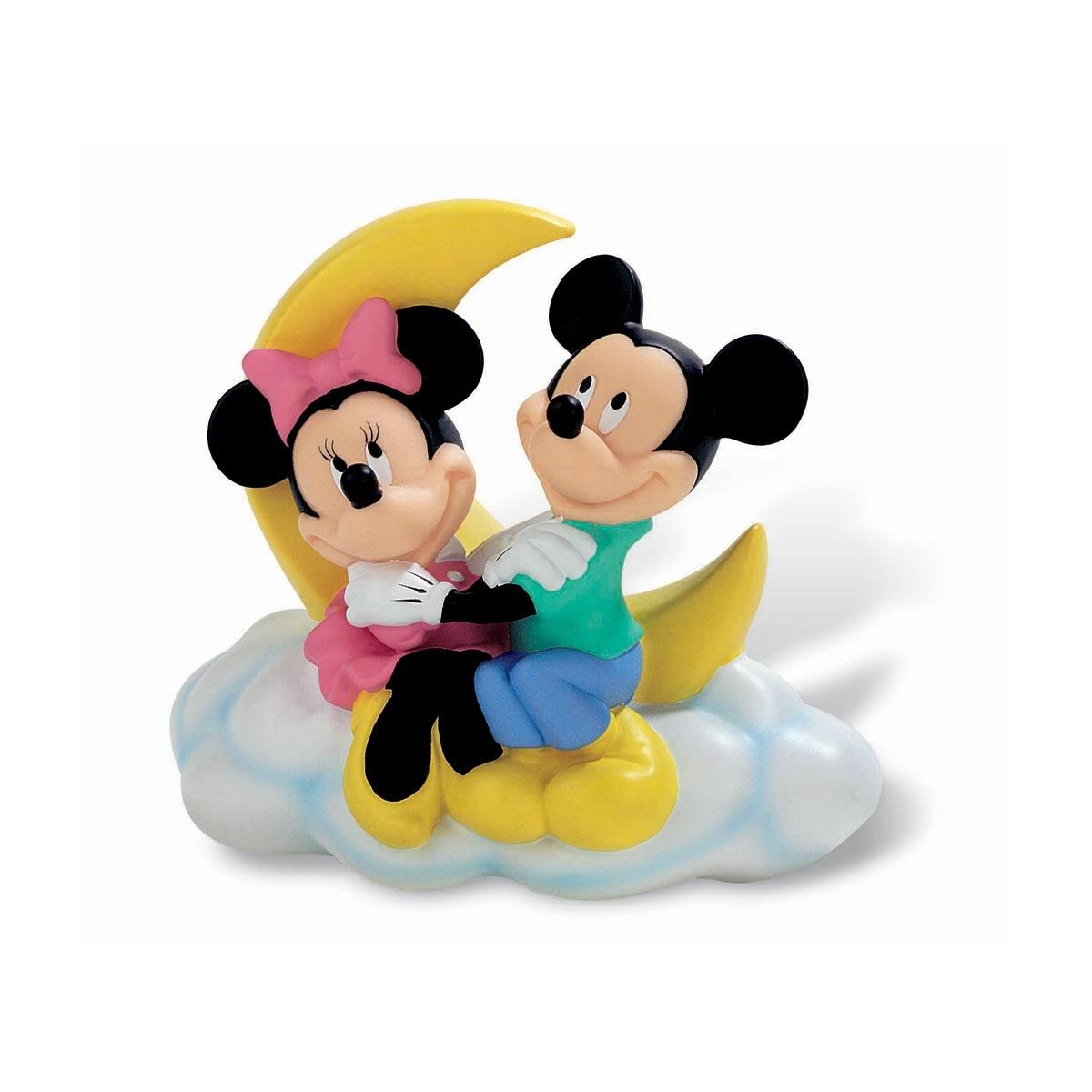 disney tirelire mickey minnie 18 cm figurine discount. Black Bedroom Furniture Sets. Home Design Ideas
