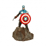 Marvel Select - Figurine de Captain America - Diamond