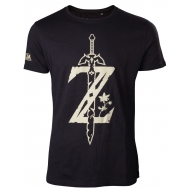 The Legend of Zelda Breath of the Wild - T-Shirt Z Sword