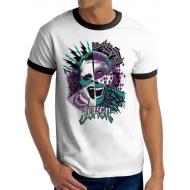 Suicide Squad - T-Shirt Joker Montage