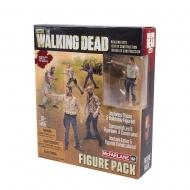 Walking Dead - Pack de 5 mini figurines