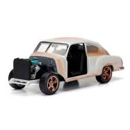 Fast & Furious 8 - Réplique 1/24 Dom's Chevrolet Fleetline métal