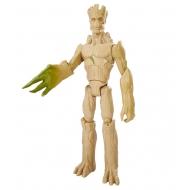 Les Gardiens de la Galaxie - Figurine Titan Hero 2017 Groot Extensible 30-38 cm