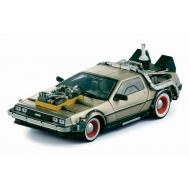 Retour vers le Futur III - Réplique 1/18 DeLorean LK Coupe 1987