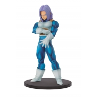 Dragon Ball Z - Figurine Resolution of Soldiers Trunks 17 cm