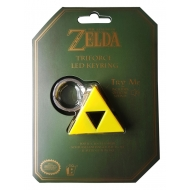 The Legend of Zelda - Porte-clés sonore et lumineux Triforce