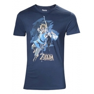 The Legend of Zelda Breath of the Wild - T-Shirt Link with Arrow