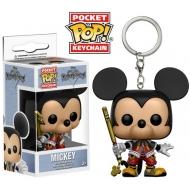 Disney - Kingdom Hearts porte-clés Pocket POP! Vinyl Mickey 4 cm
