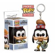 Disney Kingdom Hearts - Porte-clés Pocket POP! Dingo 4 cm
