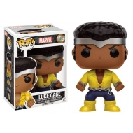 Marvel Comics - Figurine POP! Bobble Head Luke Cage 9 cm