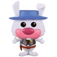 Hanna-Barbera - POP! Animation Vinyl figurine Ricochet Rabbit (Flocked) 9 cm