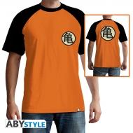 Dragon Ball - Tshirt Kame Symbol homme MC orange - Premium