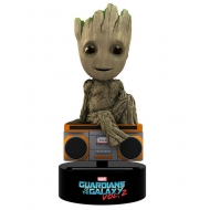Les Gardiens de la Galaxie Vol. 2 - Figurine Body Knocker Bobble Groot 15 cm