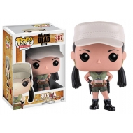The Walking Dead - Figurine POP! Rosita 9 cm