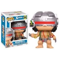 Marvel Comics - Figurine POP! Bobble Head Weapon X 9 cm