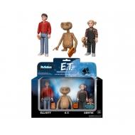 E.T. l´extra-terrestre - Assortiment ReAction pack 3 figurines 10 cm
